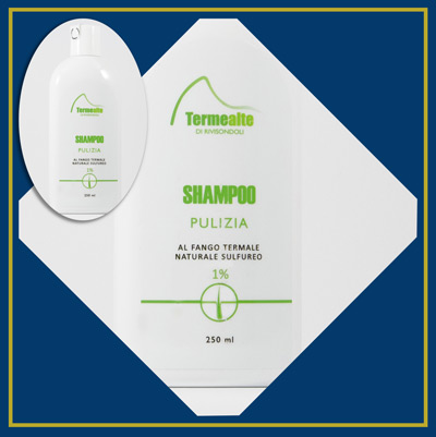 Shampoo pulizia